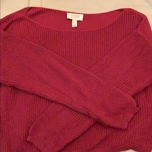 Size small slouchy sweater